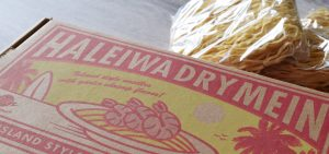 Haleiwa Dry Mein