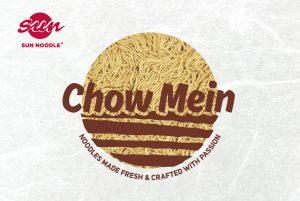 Sun Noodle Chow Mein Package 64oz 9