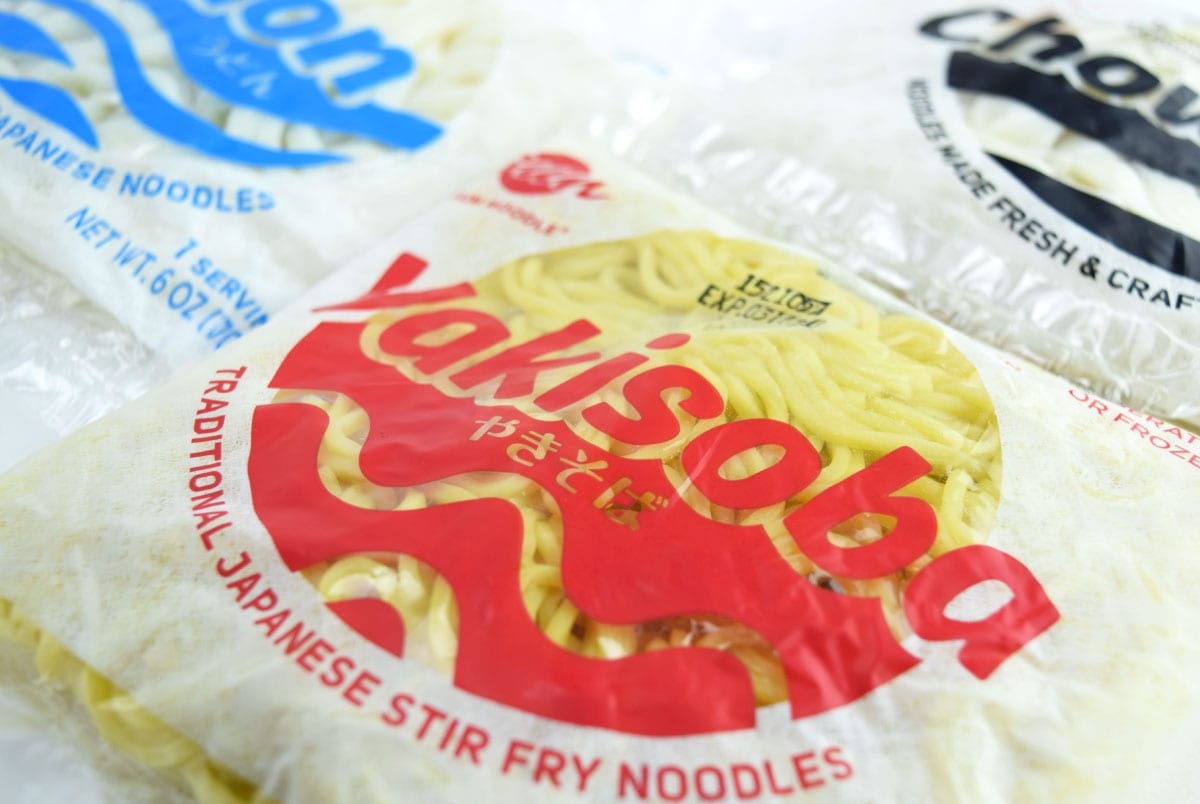 Sun Noodle Yakisoba 6oz 5