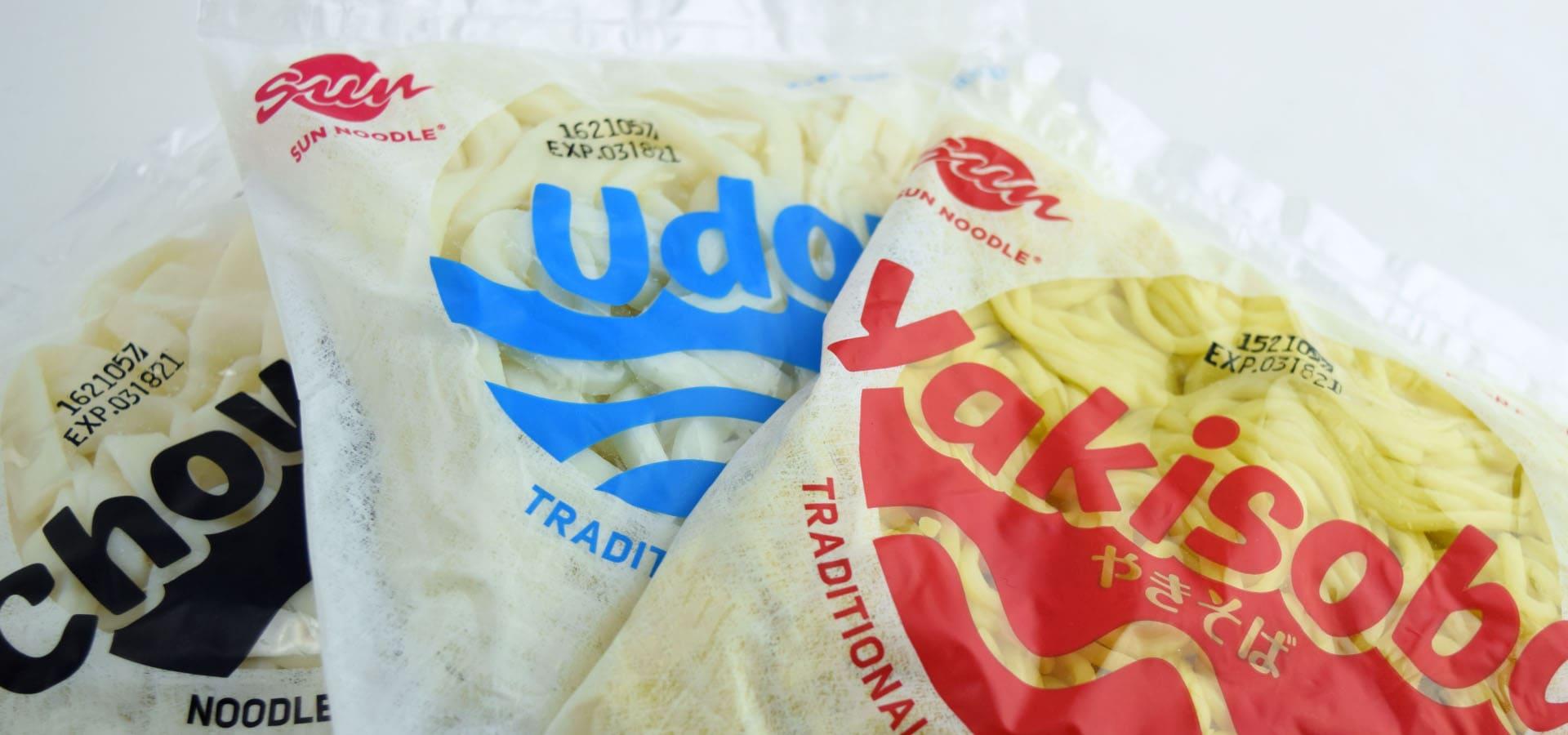 Sun Noodle Value Pack banner