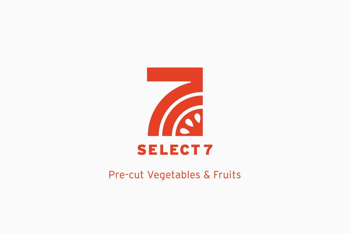 Select7 logo and tagline