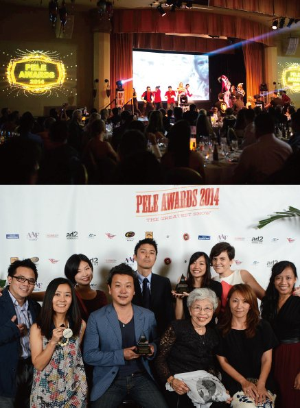 Pele Awards 2014