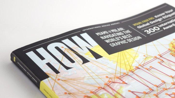 HOW International Design Awards 2014