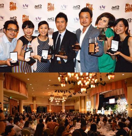 pele award 2015