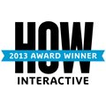 HOW Award Interactive 2013