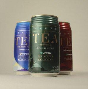 Itoen Tea new