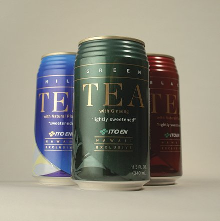 Itoen Tea new