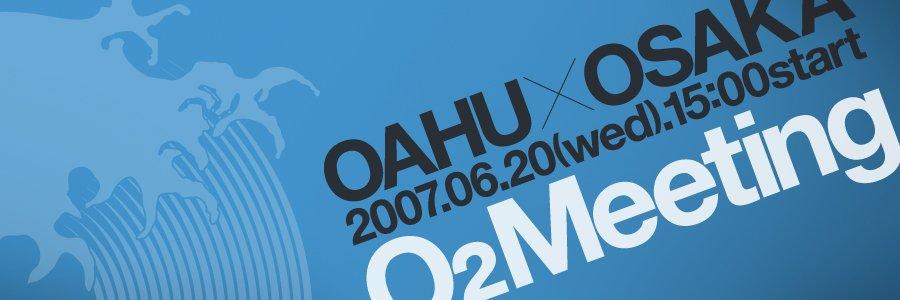 O2 Meeting