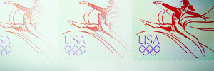 Beijing Olympics Stamp