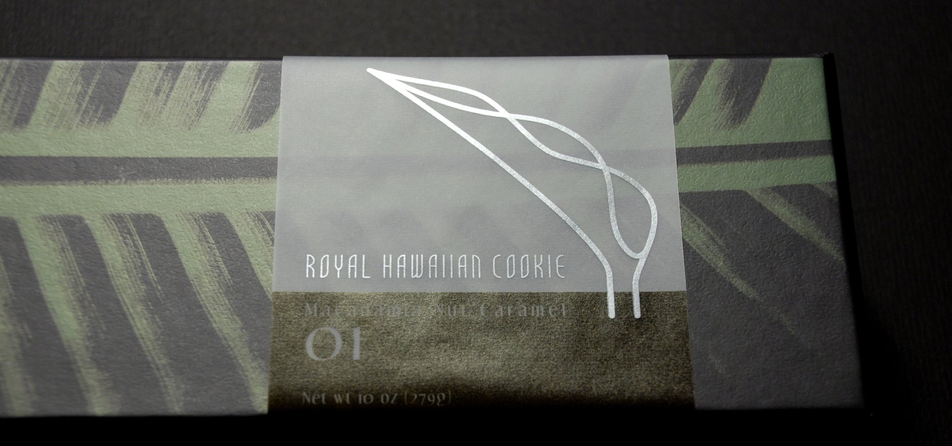 Royal Hawaiian Cookie