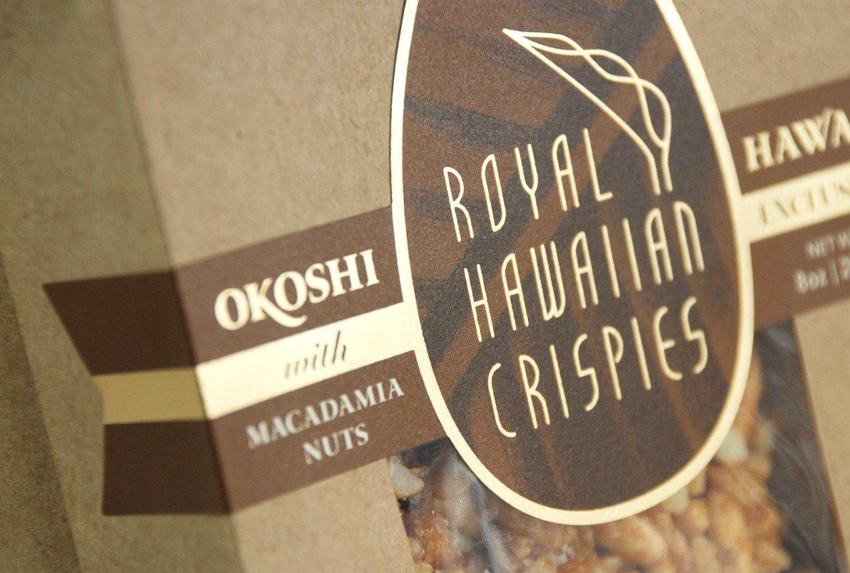 Royal Hawaiian Cookie