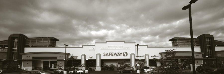 Sign Master Safeway
