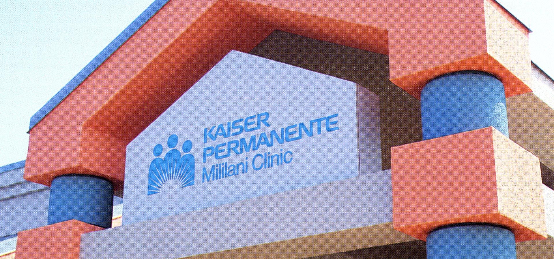 Kaiser Permanente Mililani Clinic