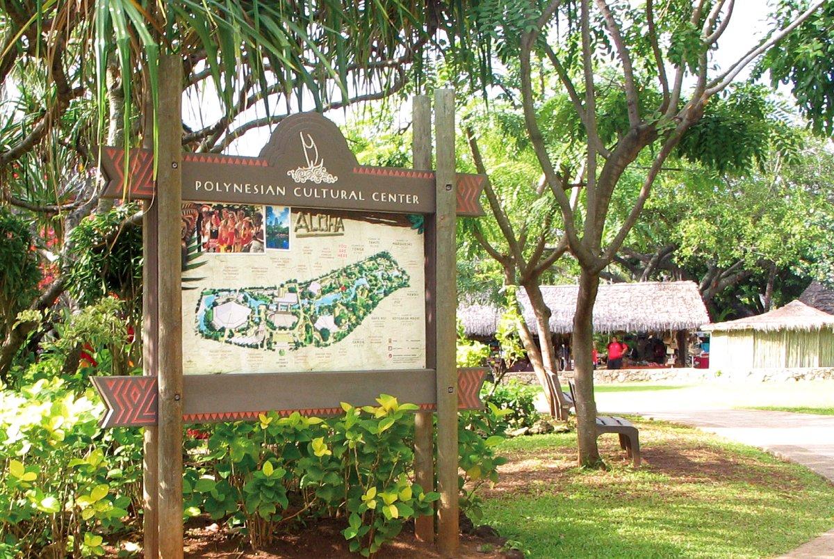Polynesian Cultural Central