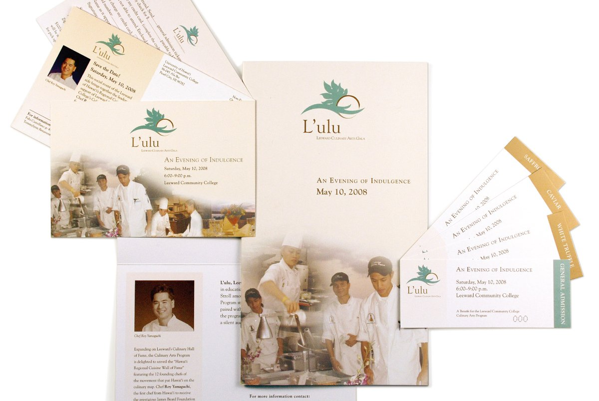 L'ulu Leeward Culinary Arts Gala