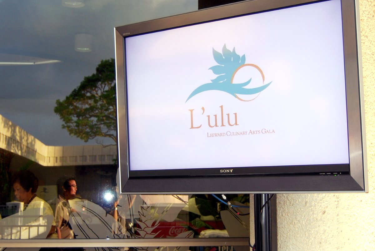 L'ulu Leeward Culinary Arts Gala