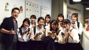Yasuda Women's International University Tourism & Business students visit CLD