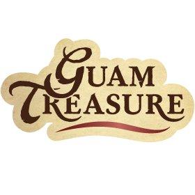 "JACKPOT GAME ""GUAM TREASURE"" Logo"