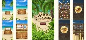 "JACKPOT GAME ""GUAM TREASURE"""