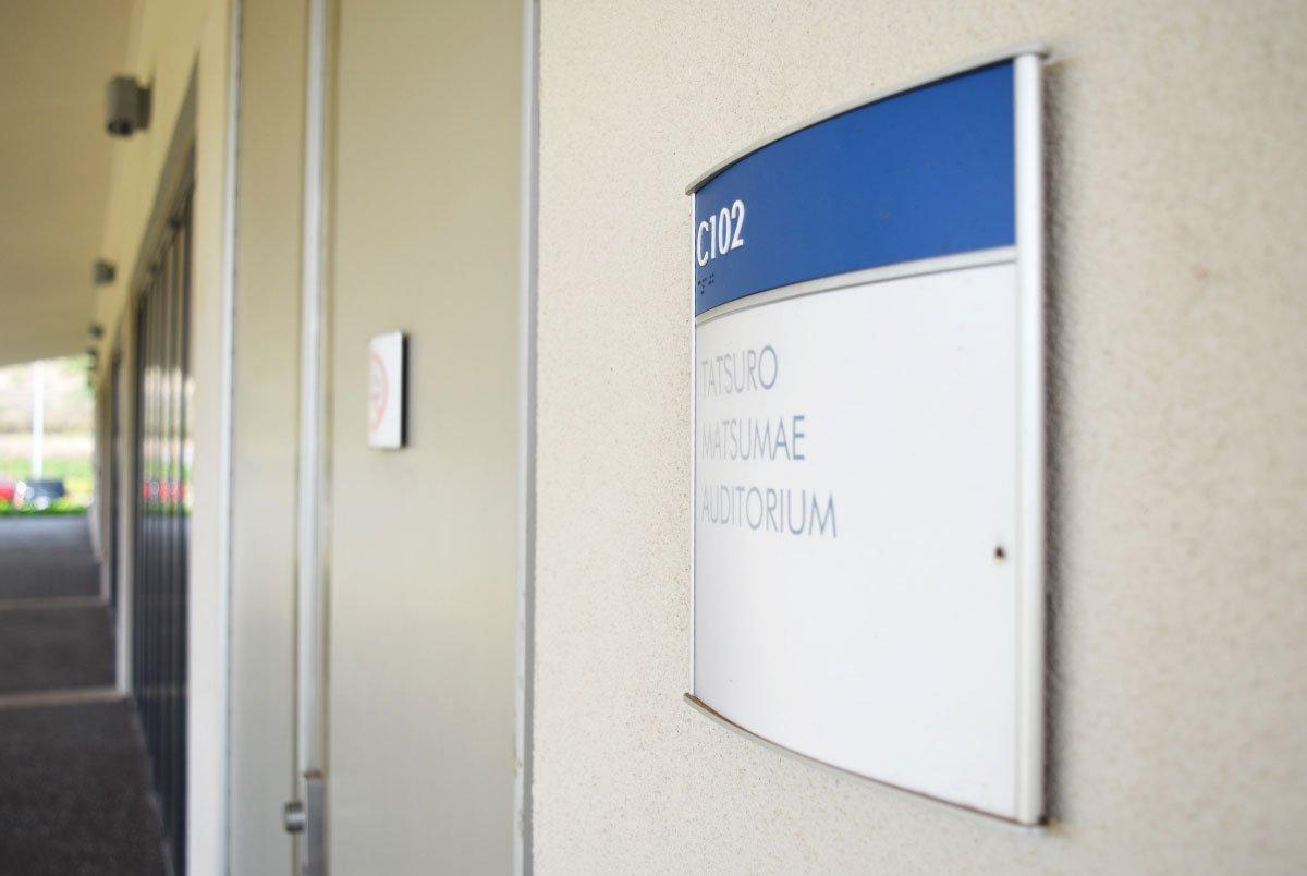 Tokai signage