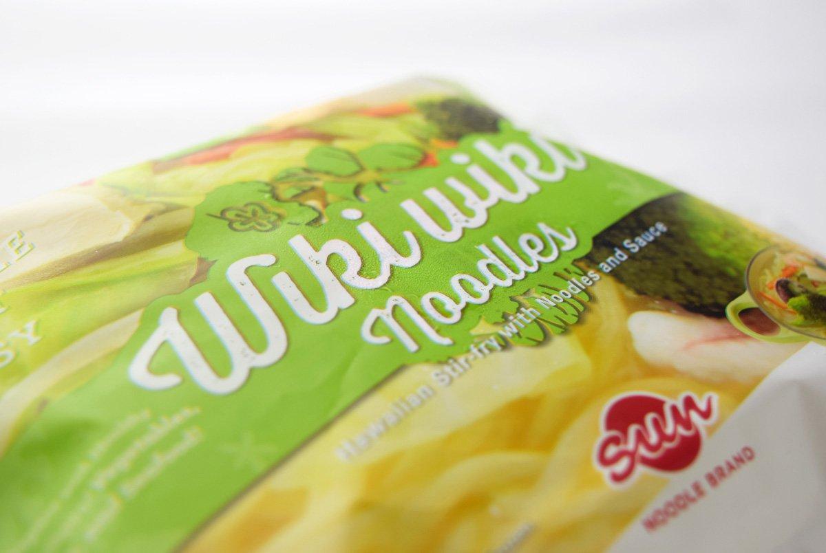 WikiWiki Noodle Hau'oli Creamy Vegetable