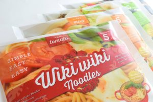 WikiWiki Noodle 'Ono Tomato