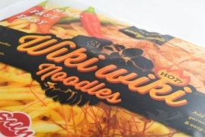 WikiWiki Noodle 'Ula'Ula Spicy Miso