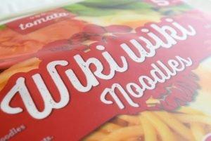 WikiWiki Noodle Logo