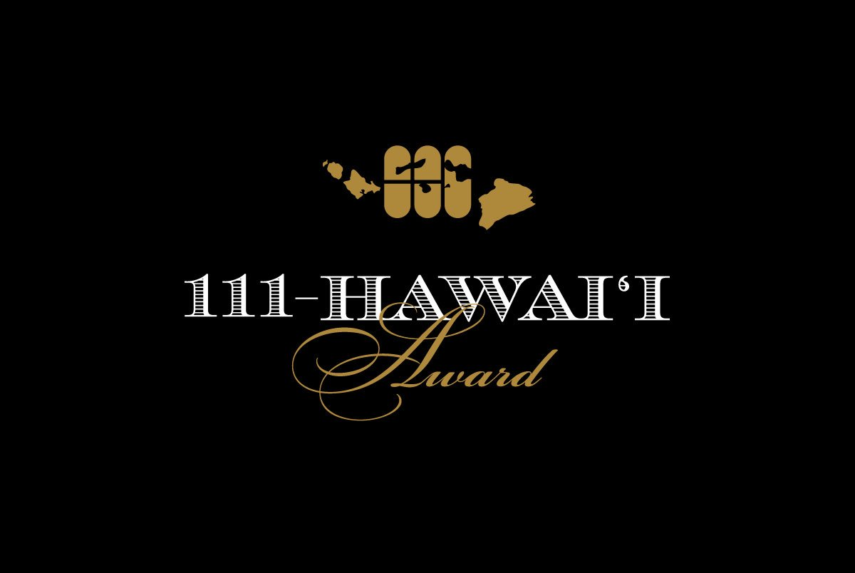 111-Hawaii Award Logo