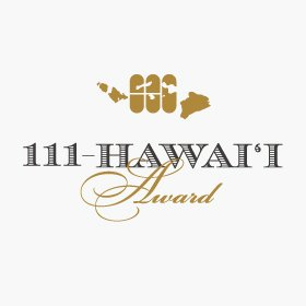 111-Hawaii Award Logo