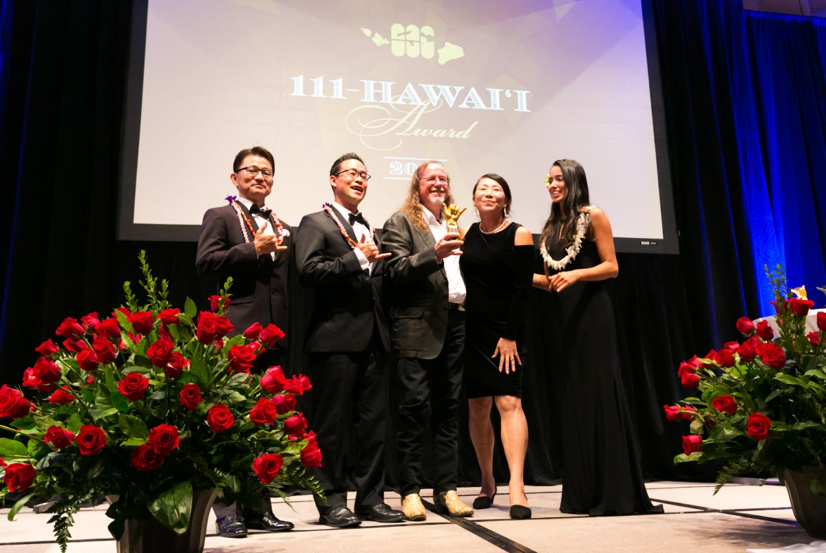 111-Hawaii Award Ceremony Winners