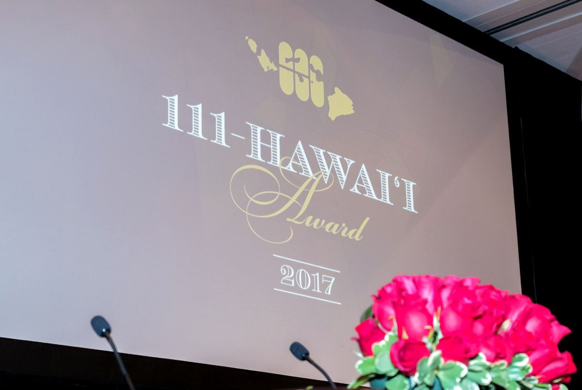 111-Hawaii Award Ceremony Screen