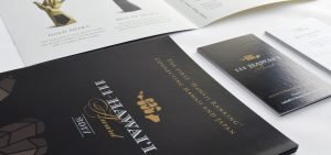 111-Hawaii Award Print Collateral