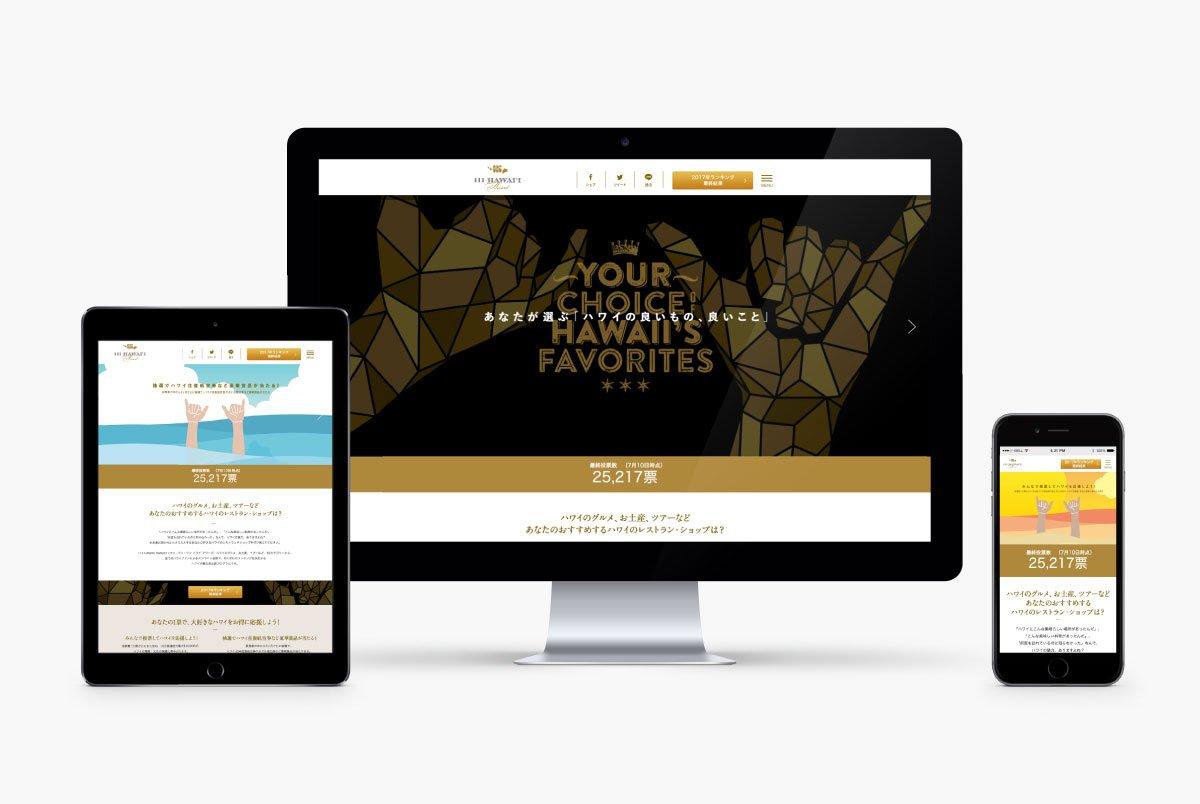 111-Hawaii Award Website