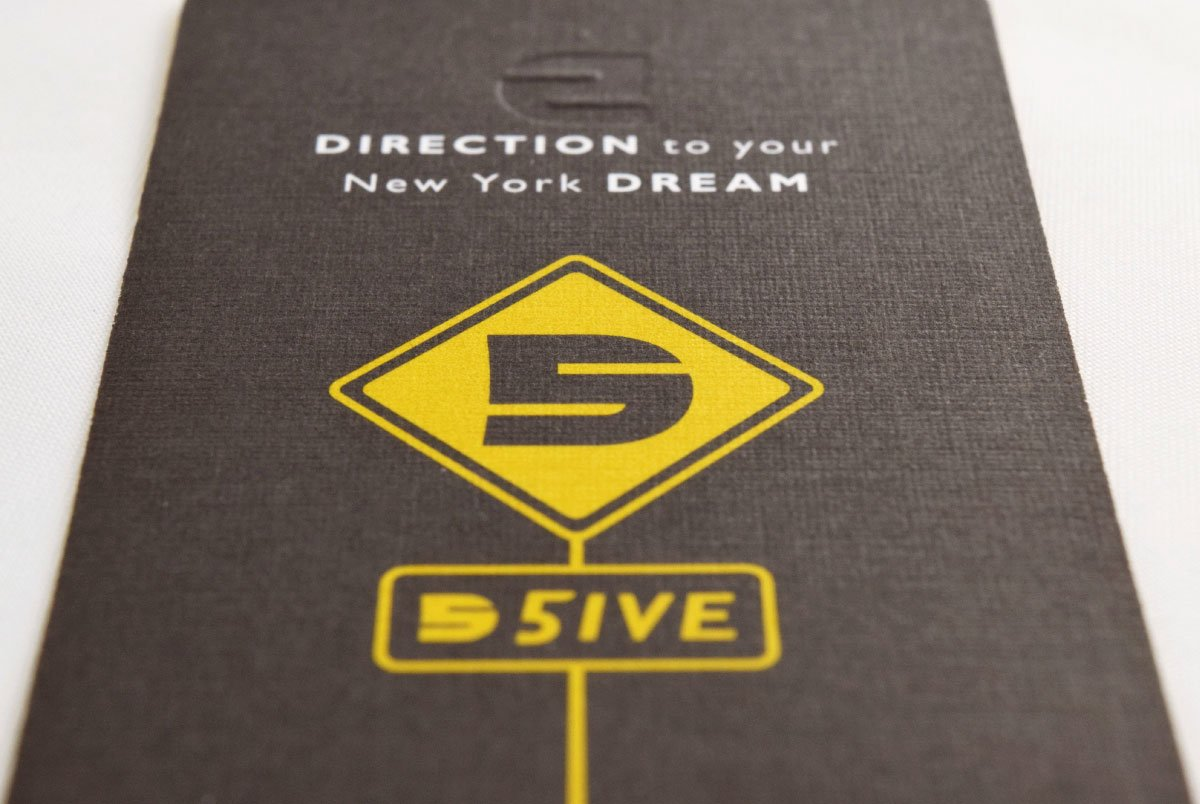 D5 Law Office Logo & Tagline