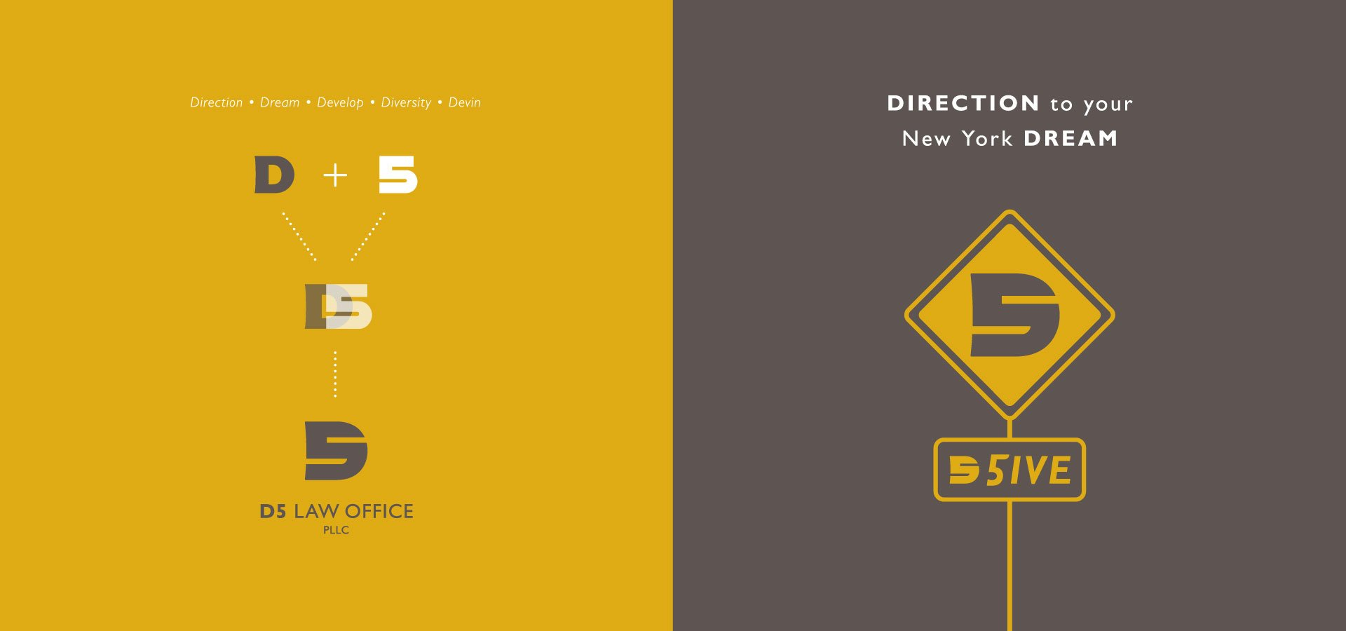 D5 Logo Concept