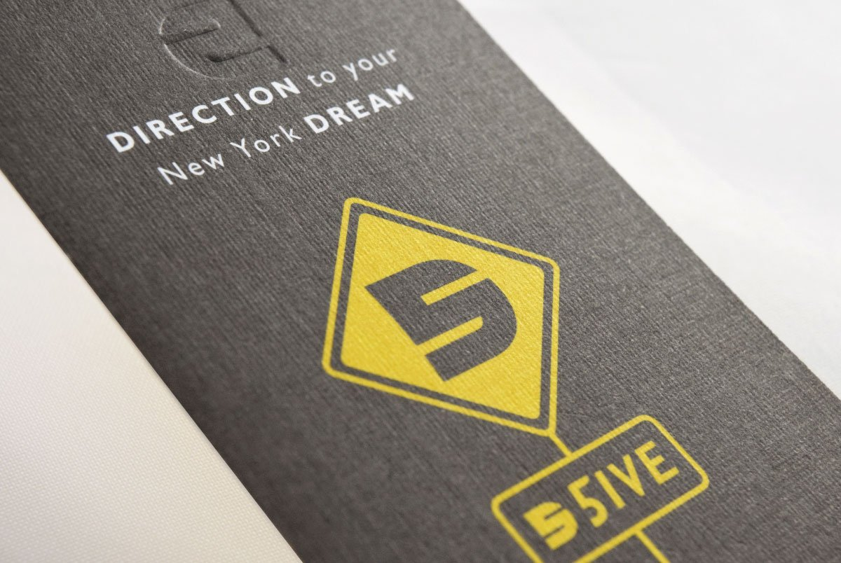 D5 Law Office Business Card Front