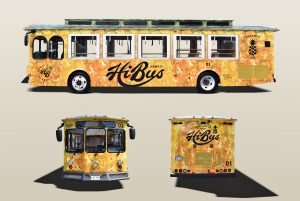 HiBus Branding