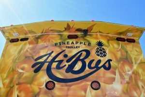 HiBus Pineapple Trolley