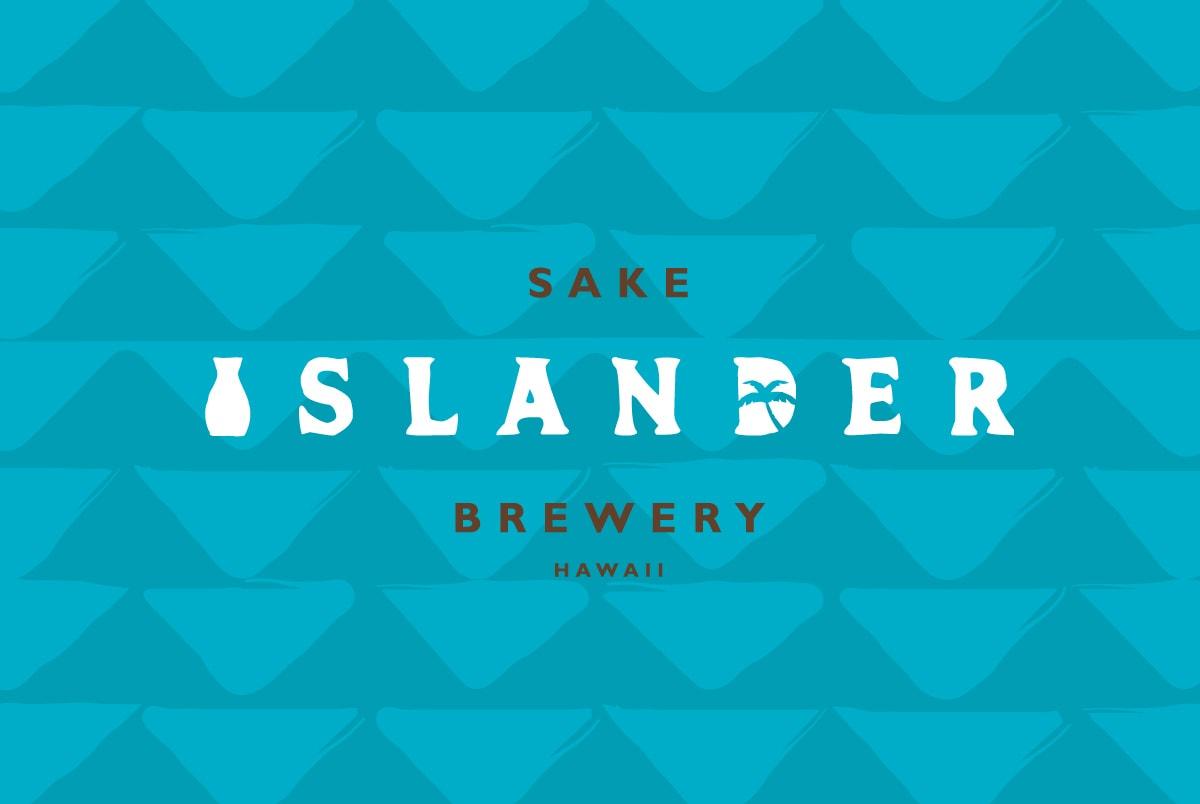 Islander Sake Brewery Logo