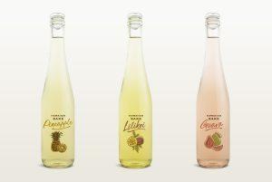 Islander Sake Product Label