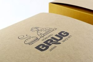 BRUG Logo Packaging