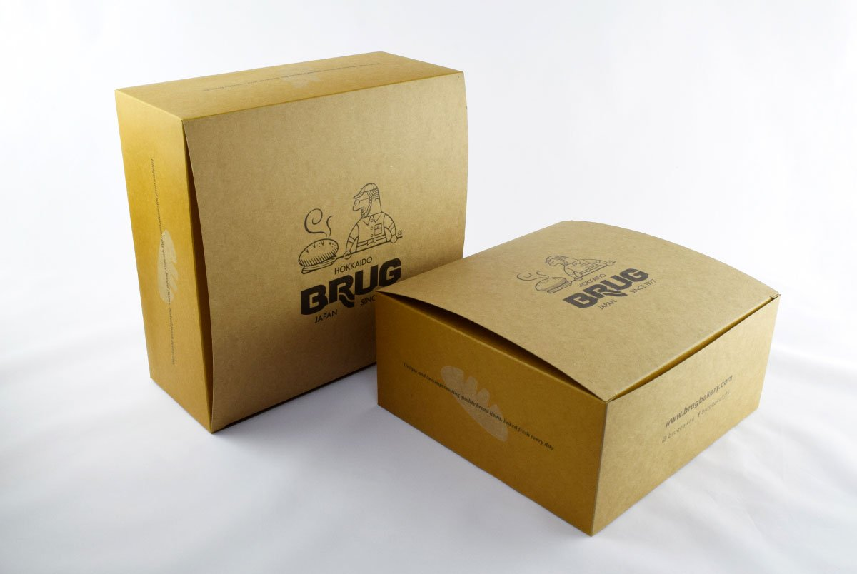 BRUG Box Packaging