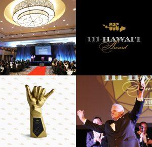 2019 111-Hawaii Award