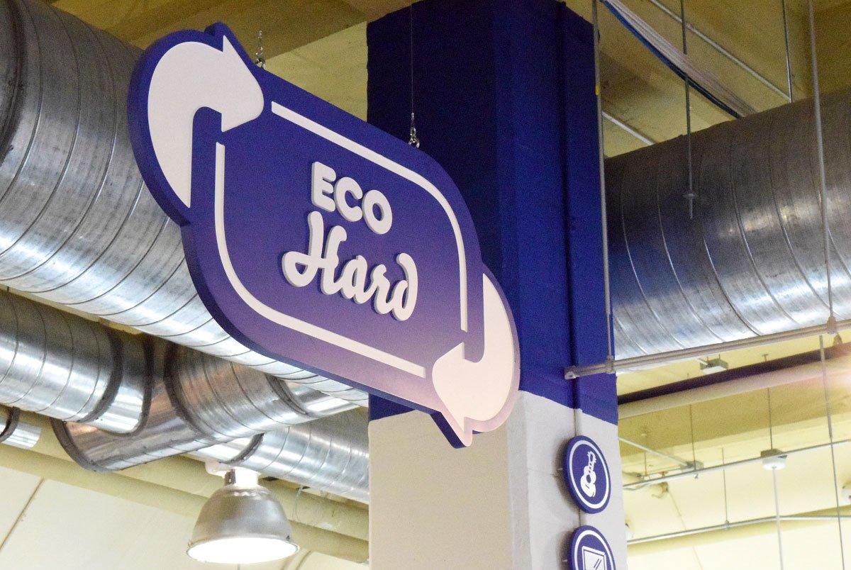 Eco Hard Sign