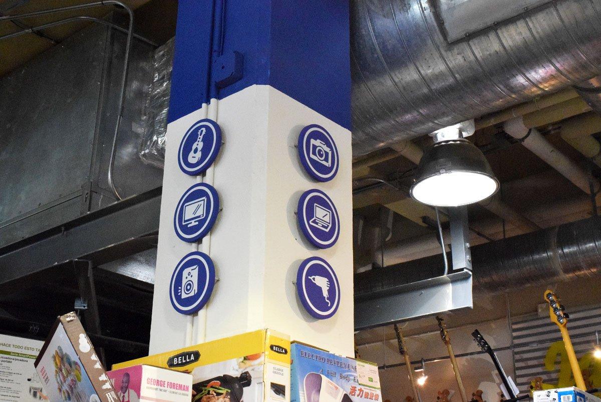Eco Hard Icon Signs