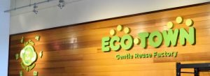 Eco Town Signage