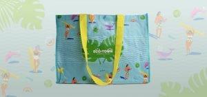 Eco Town Shopping Bag