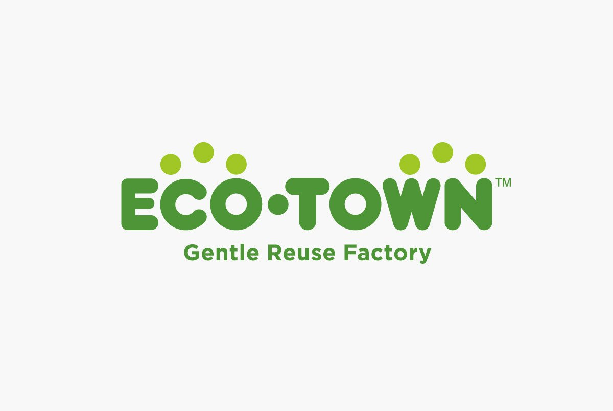 Eco Town Primary Logo