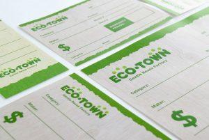 Eco Town Price Cards Closeup